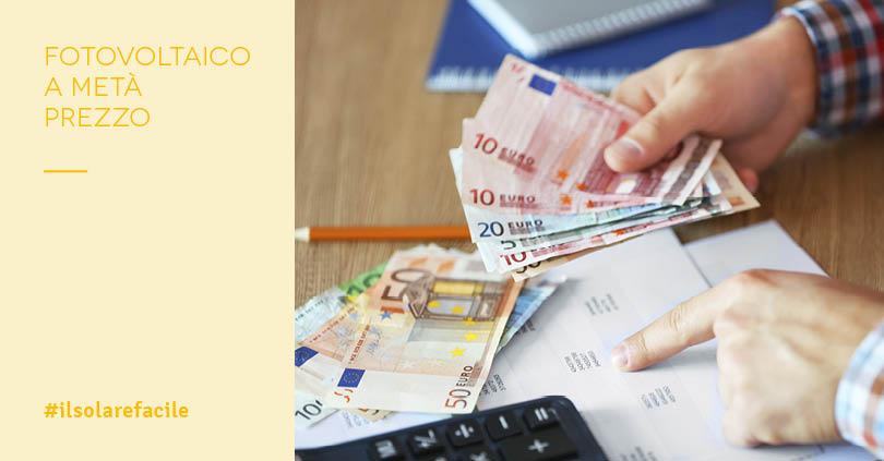 Fotovoltaico costi: come usufruire della cessione del credito