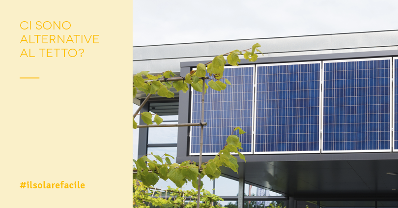 Consigli di installazione: pannelli solari dove posizionarli