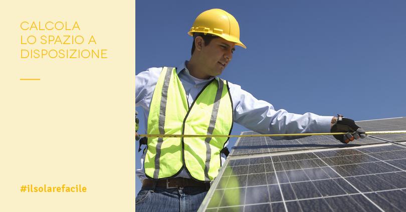 Quanti pannelli fotovoltaici servono per 3 kW