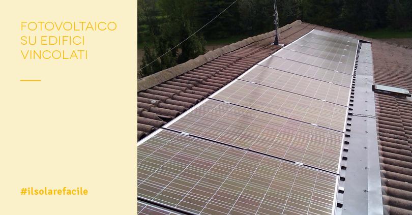 Per i pannelli solari serve l'autorizzazione paesaggistica?