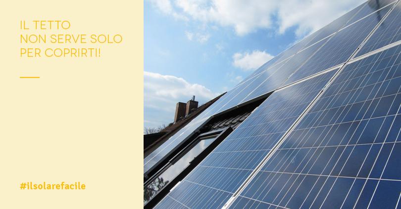 Rifacimento tetti, 3 motivi per installare il fotovoltaico