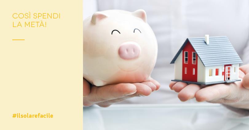 Ristrutturare casa, costi e consumi li tagli così