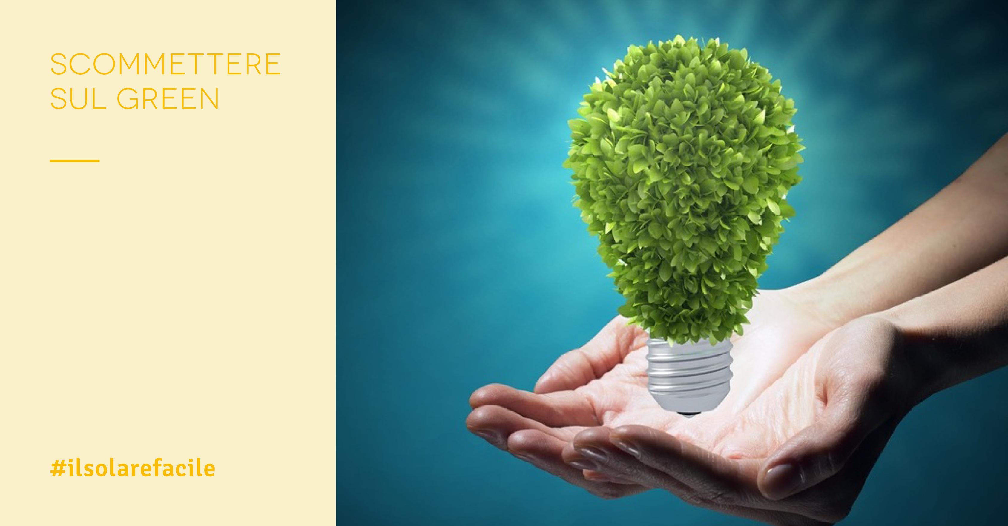 3 buone ragioni per investire in energie rinnovabili