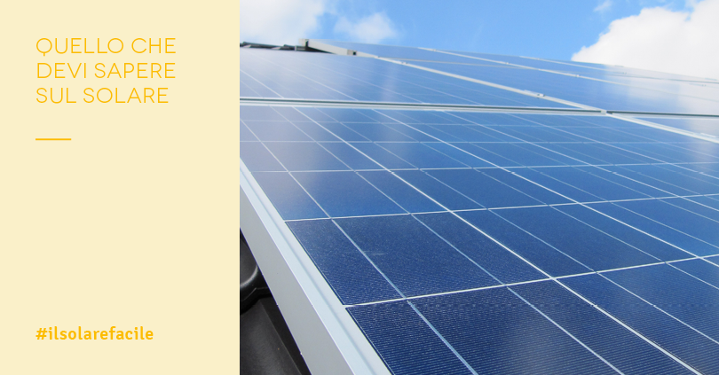 l'impianto fotovoltaico conviene davvero? a chi?