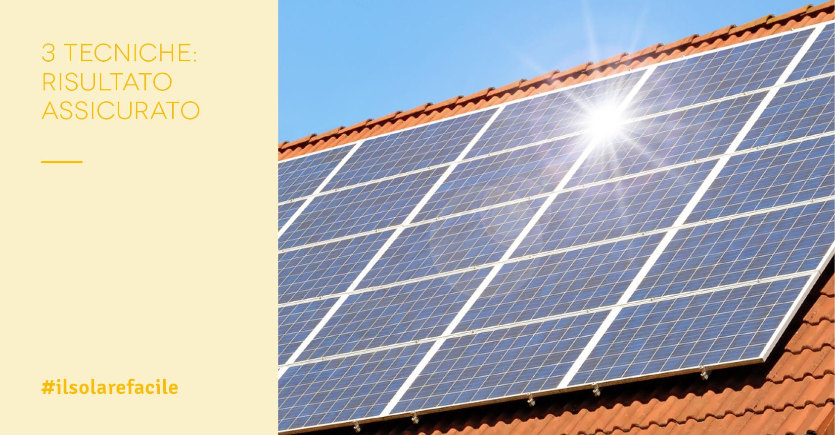 Resa fotovoltaico: calcolarla, migliorarla e mantenerla