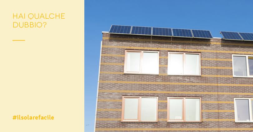 Pro e contro del sistema di accumulo fotovoltaico