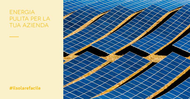 Fotovoltaico Industriale: 4 motivi per scegliere il solare in azienda