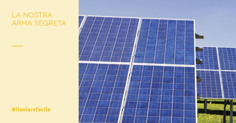Struttura fotovoltaico: cosa serve per un impianto?