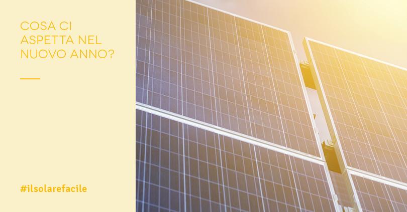 Energia Fotovoltaica: cosa aspettarsi per il 2020