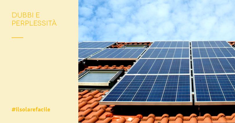 Cos'è un impianto fotovoltaico off-grid?
