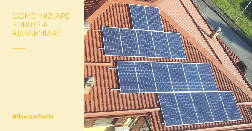 Tutto sugli impianti fotovoltaici con accumulo