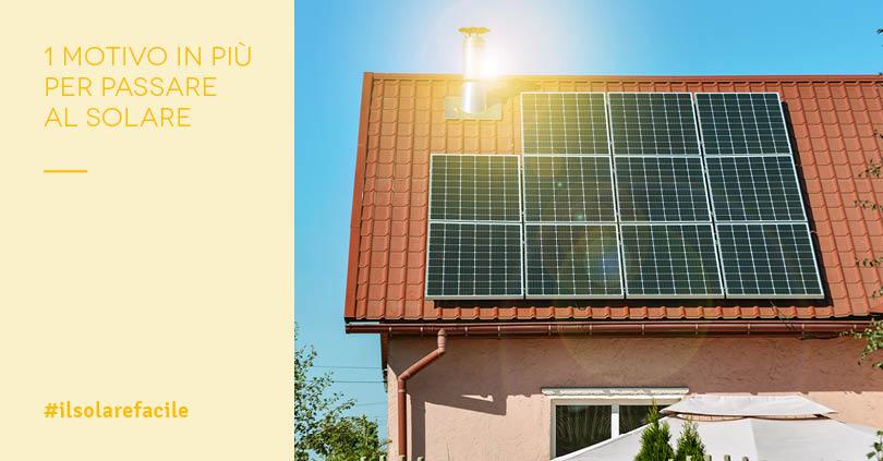Super ammortamento fotovoltaico: opportunità e vincoli di legge