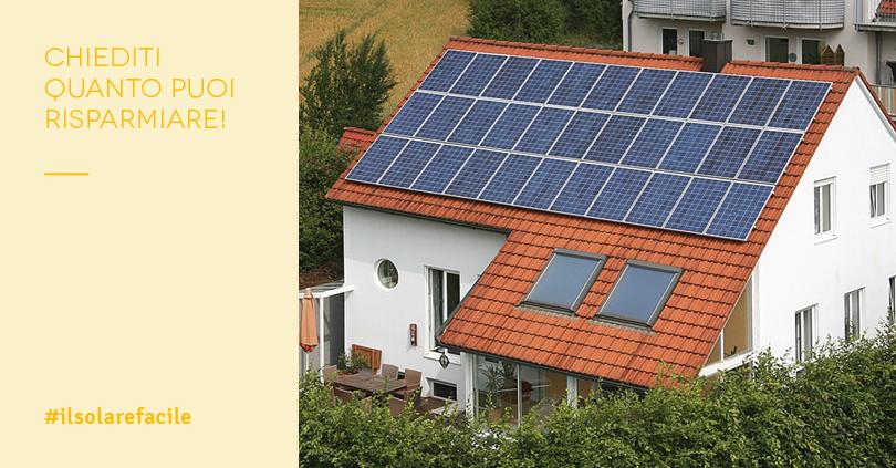 quanto costa ristrutturare casa con pannelli fotovoltaici