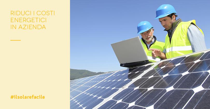 Costo impianto fotovoltaico 20 kw per l'autoconsumo in azienda
