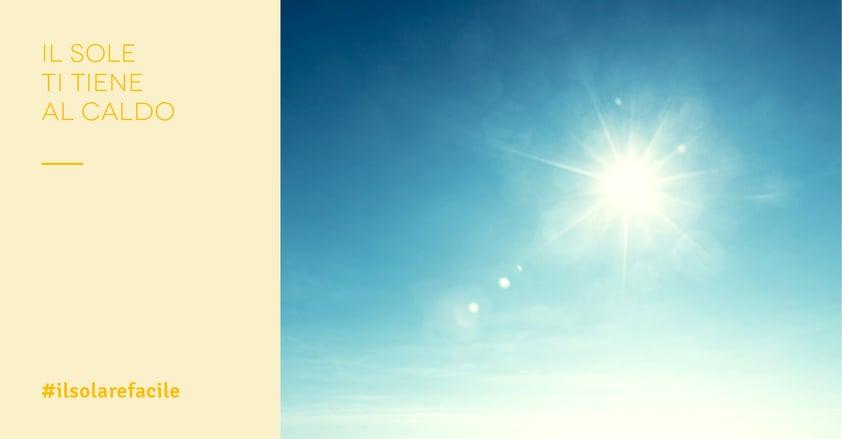 Risparmiare riscaldamento con il fotovoltaico: come fare