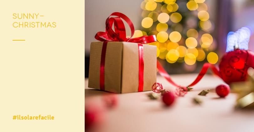 A Natale fatti un Regalo, Azzera le Bollette con il Fotovoltaico!